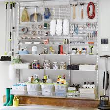 basement storage shelves garage shelving ideas u0026 garage storage shelves the container store