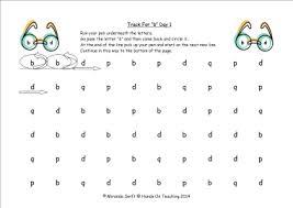 B And D Worksheets Printables Visual Tracking Worksheets Whelper Worksheets Printables
