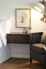 nightstand beautiful nightstand with baskets for trendy