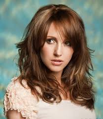 long hairstyles for thick wavy hair cute haircuts for long thick