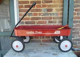 Radio Flyer Turtle Riding Toy Radio Flyer Wagon Classic Red Model 90 By Oldchurchstore On Etsy