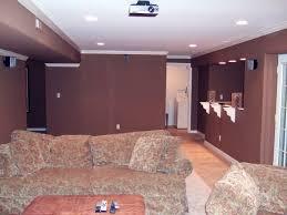 beautiful basement wall finishing construction home design