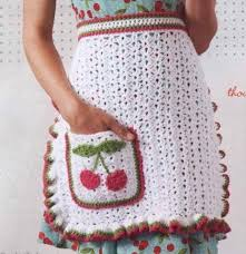 model tablier de cuisine tabliers de cuisine crochet d amour