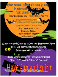 dallas association of the deaf page 65 family fun for halloween