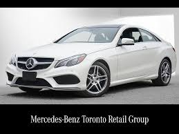 mercedes toronto certified pre owned 2017 mercedes e class e400 coupe
