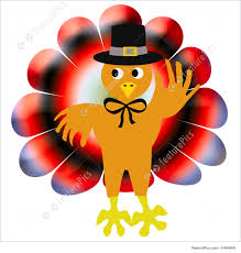 thanksgiving tie thanksgiving turkey pilgrim illustration