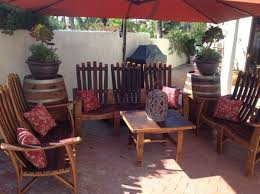 Wine Barrel Patio Table Wine Barrel Furniture 15 Inspiring Wine Barrel Patio Furniture