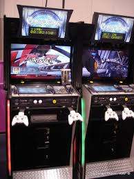 Xbox Arcade Cabinet Arcade Heroes More Asi Goodness Pictures From The Stinger Report