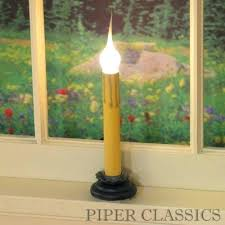 window candle lights with timer candles window candle light l 1 candles battery operated lights