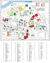 Ohio State Campus Map Map Of Ua Uptowncritters