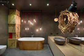 Bachelor Pad Bathroom Beautiful Bachelor Pad Designed Like A Big Puzzle