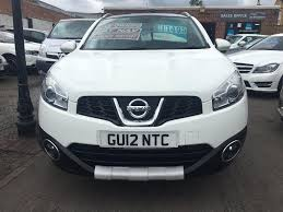 qashqai nissan 2012 used 2012 nissan qashqai n tec plus dci 5dr for sale in maidstone