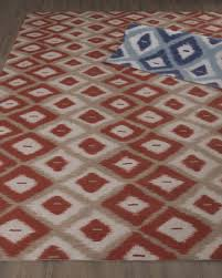 Horchow Outdoor Rugs Middleton Ikat Indoor Outdoor Rug Horchow Sunporch Rugs