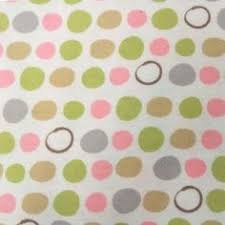 nursery fabric elephant dots flannel max pinterest dots