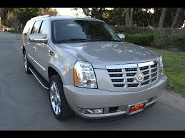 cadillac escalade esv 2007 for sale sold 2008 cadillac escalade esv s u v gold mist for sale by