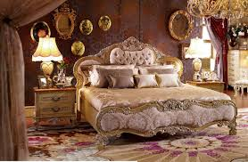 Traditional Bedroom Furniture Traditional Upholstered Bedroom Collection Y49 Classic Bedroom