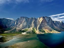 Mountains Torngat Mountains National Park Newfoundland And Labrador Canada