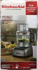 kitchenaid food processor 9 cup ebay