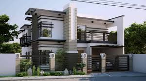 Narrow House Designs by 2 Storey Narrow House Designs In The Philippines Youtube