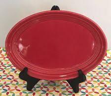 fiestaware egg plate fiestaware platter china dinnerware ebay