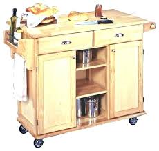 small rolling kitchen island small rolling kitchen cart evropazamlade me