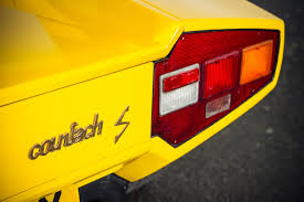 lamborghini badge an incredibly rare 1981 lamborghini countach could be yours
