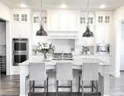white on white kitchen ideas gorgeous and luxury white kitchen design ideas 22 farmhouse