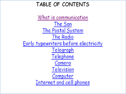 communication through time teacha