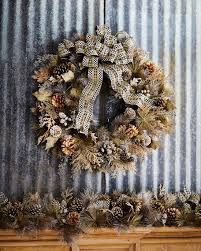 mackenzie childs large precious metals wreath