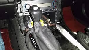 2005 corvette automatic transmission 2005 c6 a4 shifter replacement
