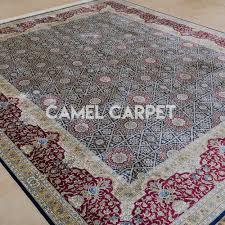 Silk Oriental Rugs Best Persian Oriental Handmade Pink Area Rug 8x10 Camel Carpet