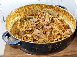 cuisiner le cabri cabri en colombo et sa sauce à la créole recette de cabri en