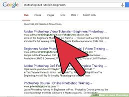 tutorial photoshop online how to learn photoshop 7 steps with pictures wikihow