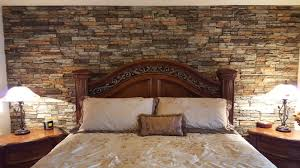 Bedroom Accent Wall by Stunning Bedroom Accent Wall Creative Faux Panels