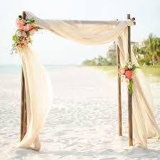 wedding backdrop arch chiffon fabric for wedding backdrops party ceremony arch