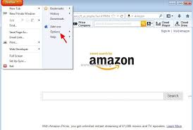 firefox3jpg how to get rid of amazon browser bar amazon search settings