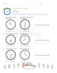 telling time half hour telling time archives page 2 of 2 kidspressmagazine