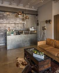 Salon Furniture Warehouse In Los Angeles Los Angeles Stylist Salon House With An Urban Look And Feel
