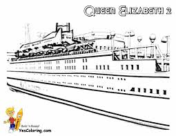 bold ship coloring boat coloring yescoloring free ships boats