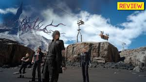 final fantasy xv the kotaku review