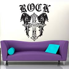 bmx wall stickers dinosaur wall stickers iconwallstickers co rock symbol music wall sticker world of wall stickers rock symbol music wall sticker decal a