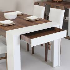White Folding Dining Table Great Folding Dining Table For Modern Room Decoration Ruchi Designs