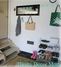 Mudroom by Here U0027s How To Get A Mudroom When You Don U0027t Have An Entryway 13