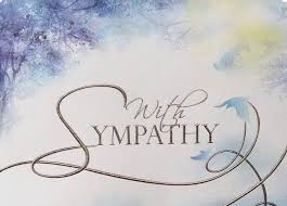 free sympathy cards free printable sympathy cards world of template format