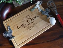 personalized cutting board engraved cutting board housewarming