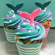 mermaid cupcakes mermaid cupcakes