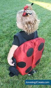 Ladybug Toddler Halloween Costume Joy Homemade Halloween Costumes Jonesing2create