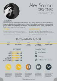 Portfolio Resume Examples by Creative Cv Examples Google Search Portfolio Ideas Pinterest