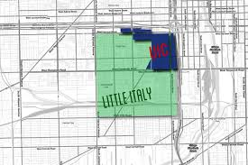 Uic Map Daley Vs Little Italy