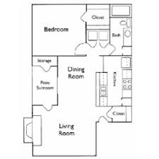 sunroom floor plans available floor plans apartment in tulsa ok creekwood apartments